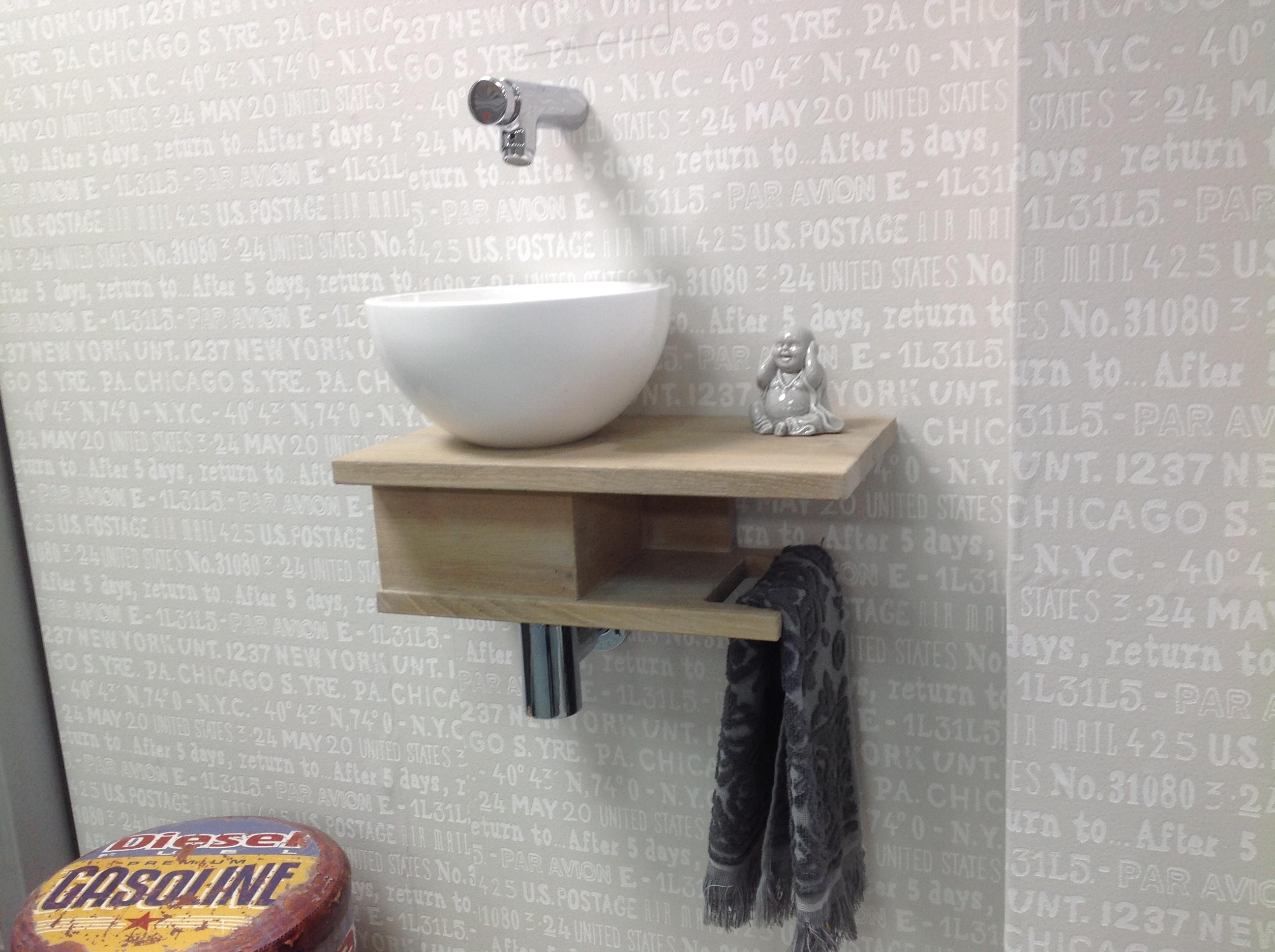 Fonteintje toilet hout: fontein voor toilet wc vindt u bij